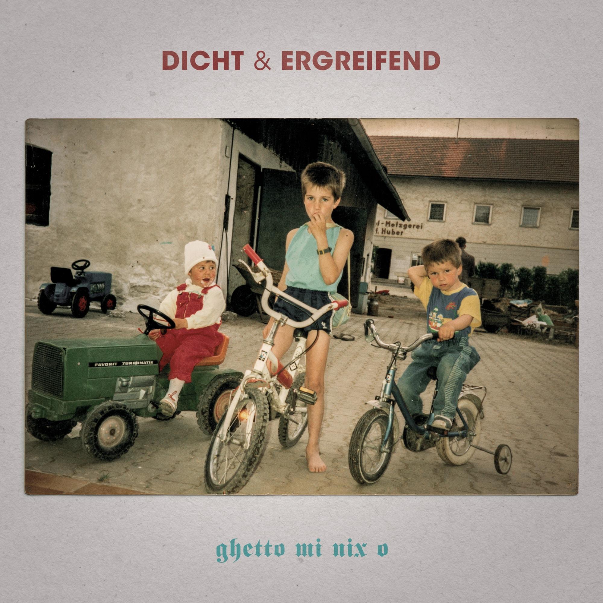 Das neue Album ghetto mi nix o